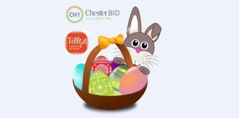 Easter Basket Branded