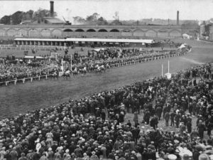 NEW exhibition to launch at the Chester Grosvenor Museum: Going the Distance – 480 Years of Racing at the Roodee