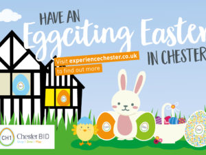 Eggciting Easter in Chester!