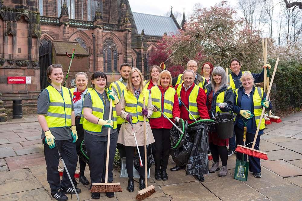 Chester Clean Team