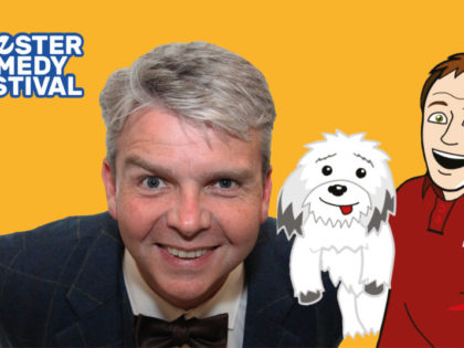 Enjoy an afternoon of comedy at The Grosvenor Shopping Centre